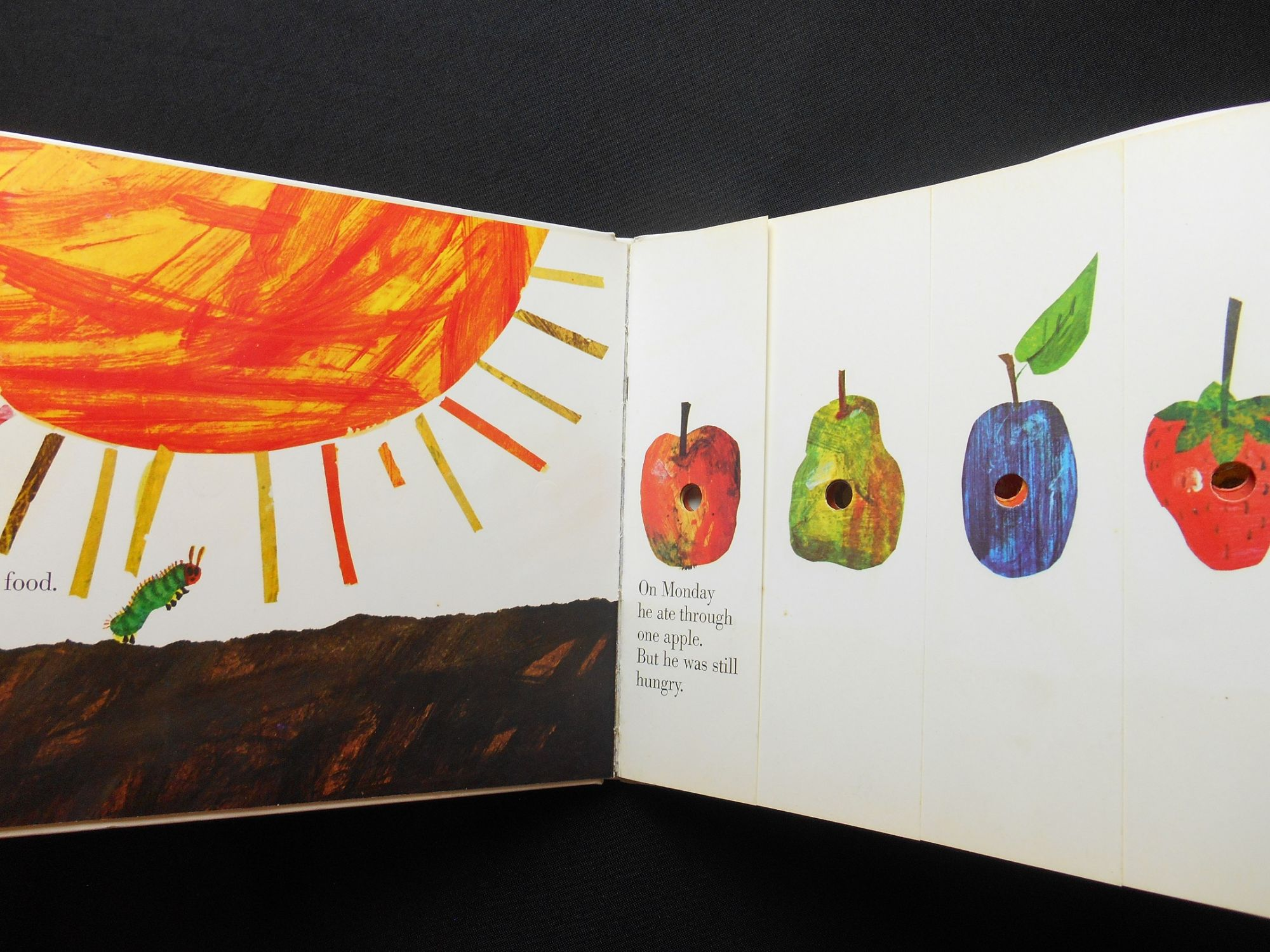 The Very Hungry Caterpillar by Eric Carle on Swan's Fine Books