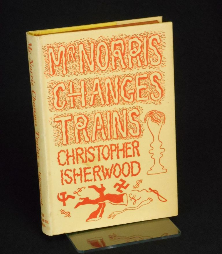 Mr. Norris Changes Trains. Christopher Isherwood.
