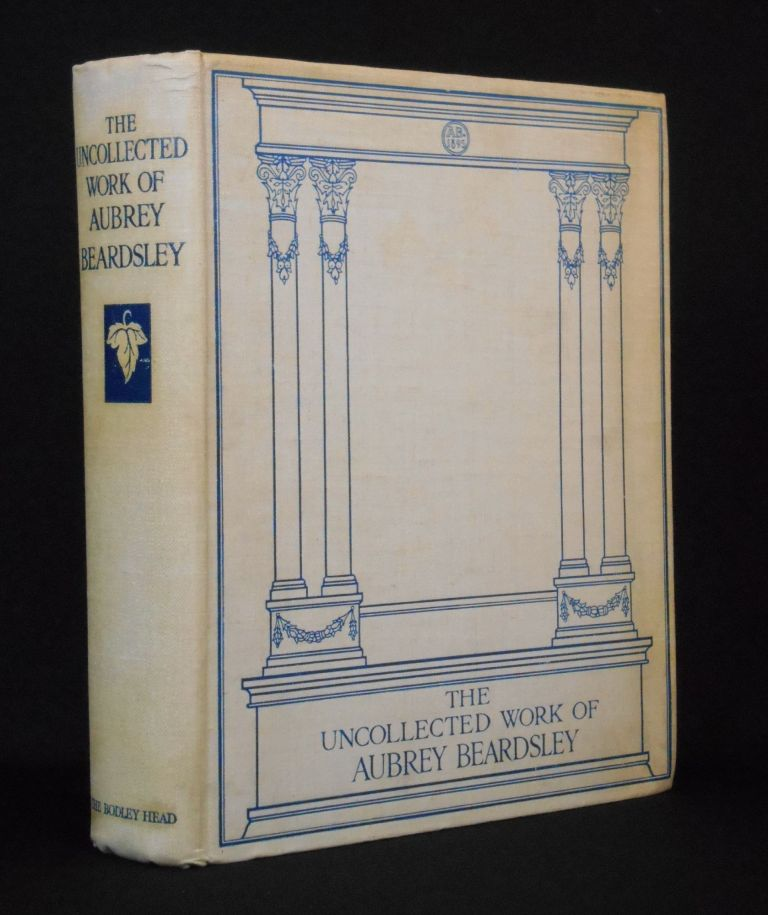 The Uncollected Work of Aubrey Beardsley. C. Lewis Hind, Introduction.
