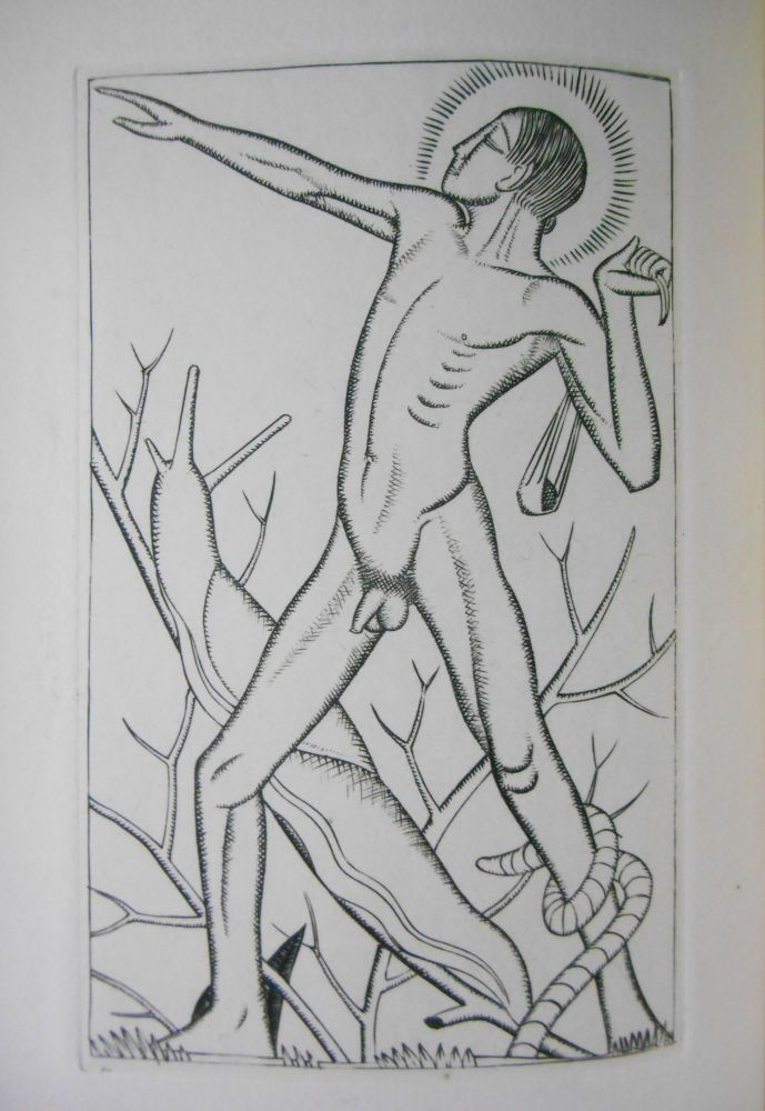 Id Quod Visum Placet; A practical test of the beautiful. Eric Gill, Author and Engravings.