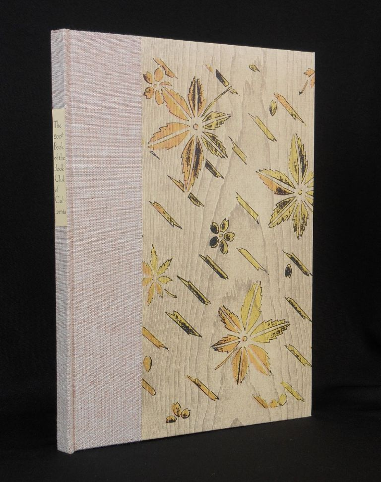 The Two Hundredth Book, A Bibliography of the Books Published by The Book Club of California 1958-1993. Robert D. Harlan.