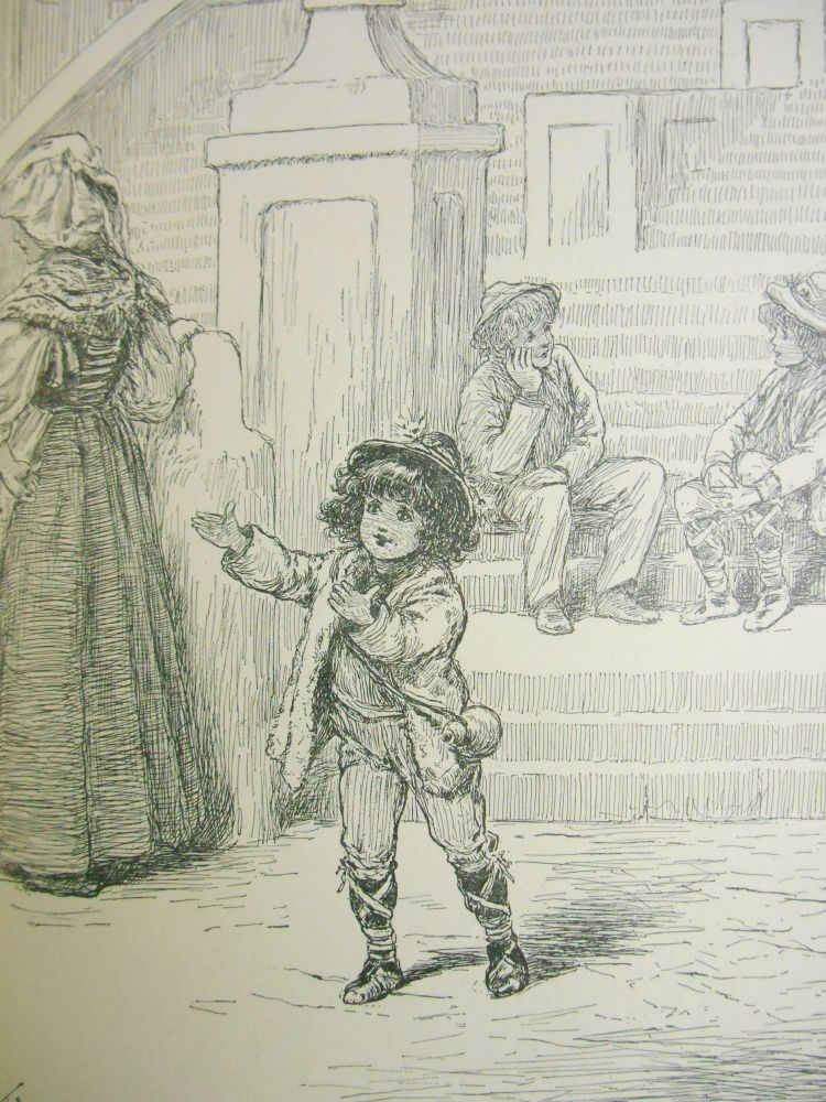 Giovanni and the Other Children Who Have Made Stories. Frances Hodgson Burnett, Reginald B. Birch, Illustrations.