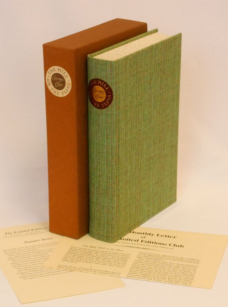 The Mill on the Floss. George Eliot, David Daiches, Wray Manning, Introduction, Illustrations.