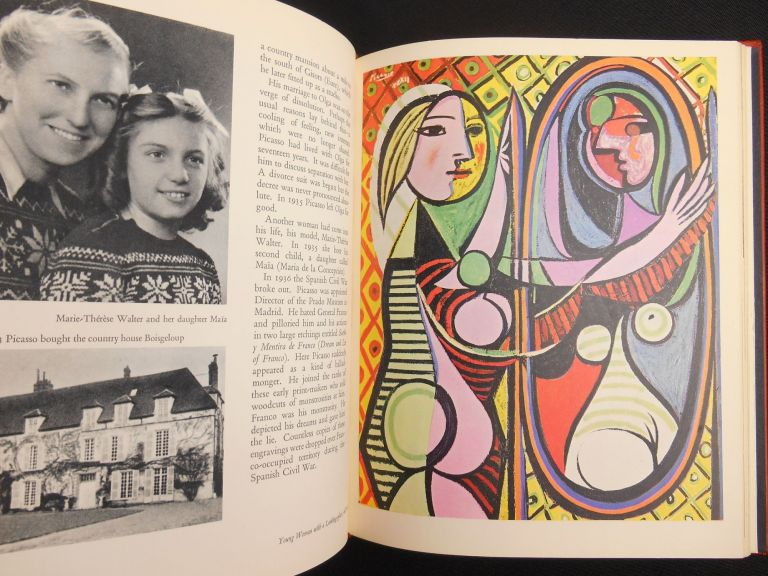 Picasso, A Pictorial Biography. Pablo Picasso, Lothar-Günther Buchheim.