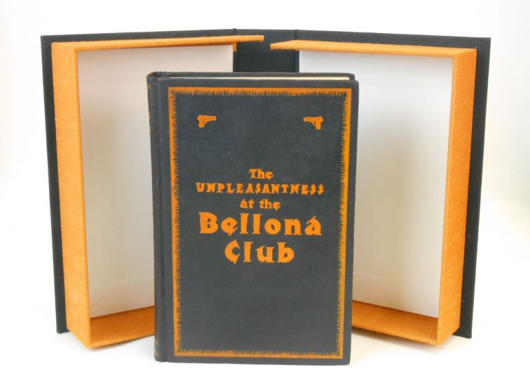 The Unpleasantness at the Bellona Club. Dorothy L. Sayers.
