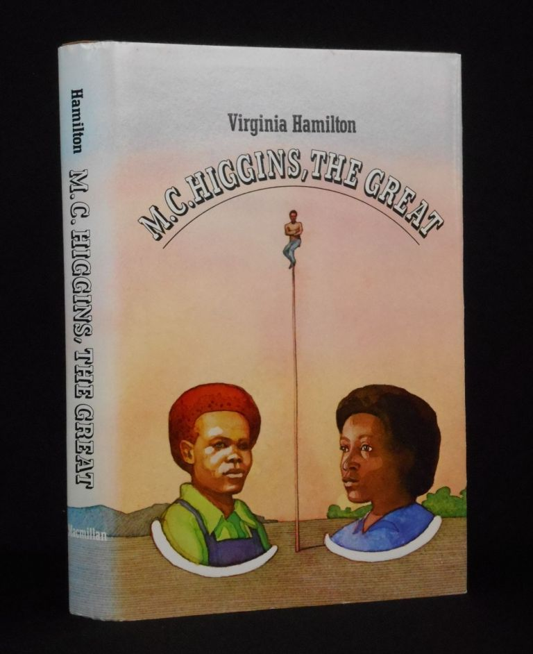 M. C. Higgins, the Great. Virginia Hamilton, James McMullan, Dust Jacket Art.