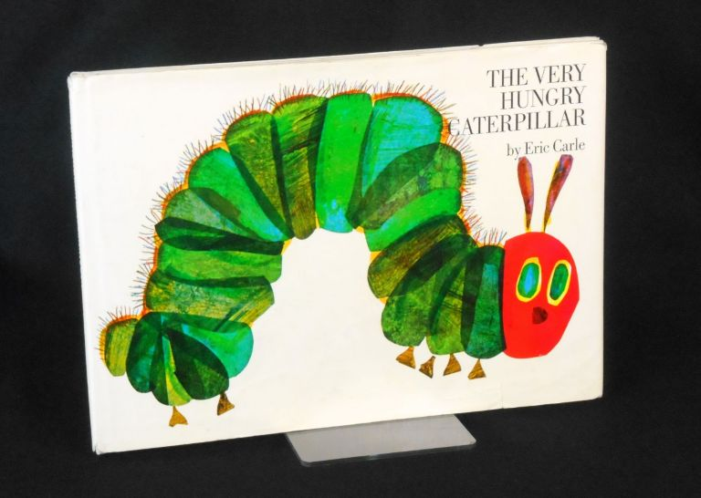 The Very Hungry Caterpillar. Eric Carle.