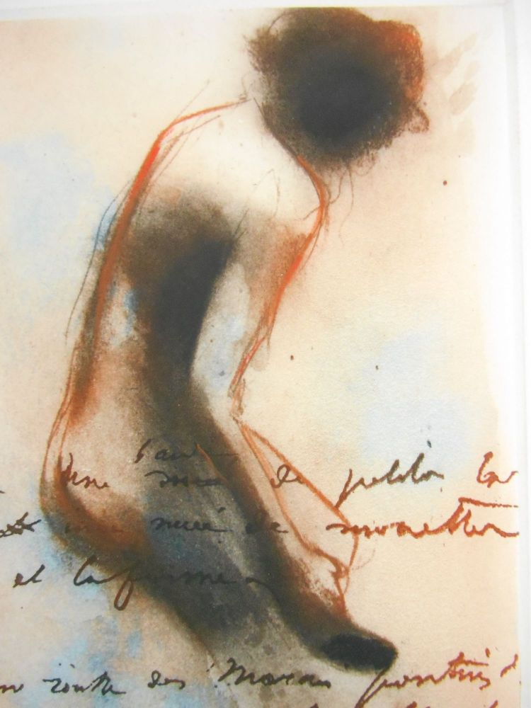 Writing on the Body; Degas's Words about Drawing the Figure. Edgar Degas, Charles Hobson, Artist.