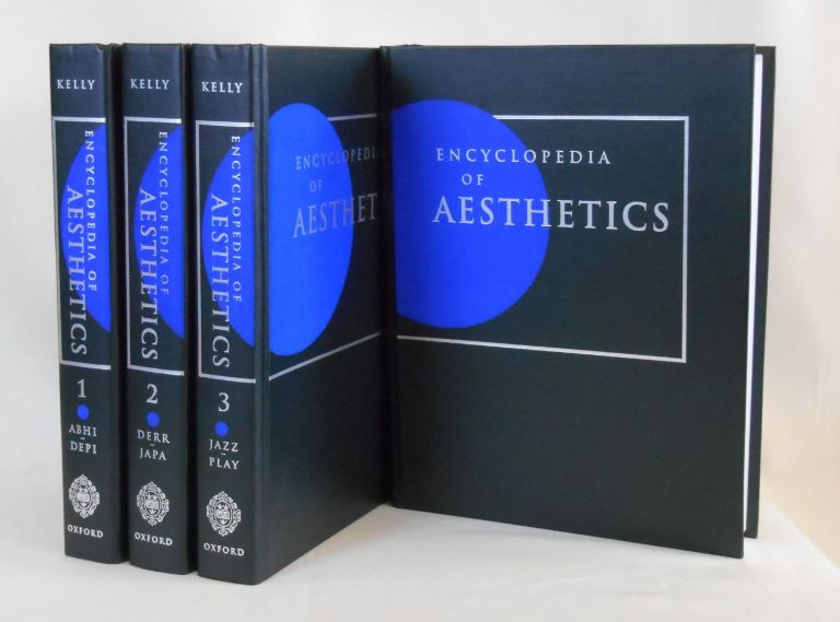 Encyclopedia of Aesthetics. Michael Kelly, in Chief.
