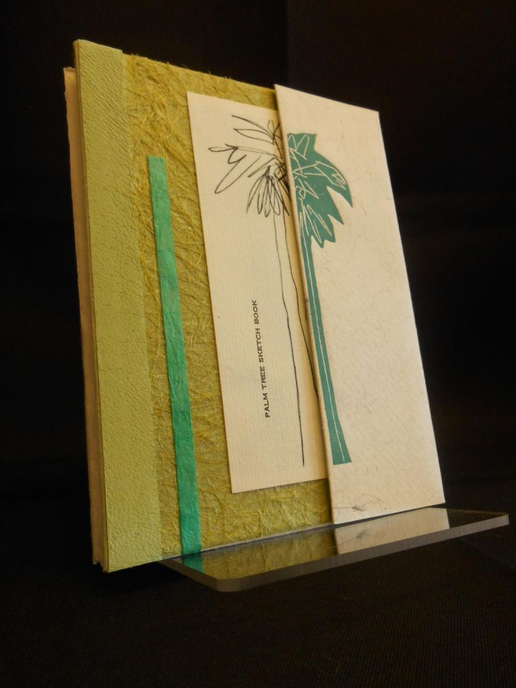 Palm Tree Sketch Book [Susan Allix]. Susan Allix.