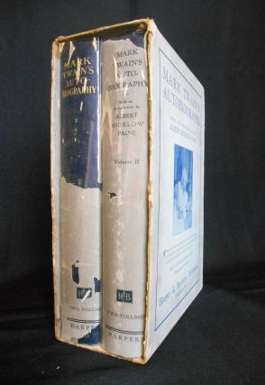 Mark Twain's Autobiography [WITH SLIPCASE]