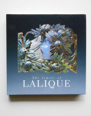 The Jewels of Lalique. Yvonne Brunhammer