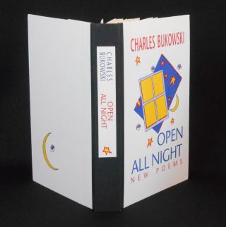 Open All Night; New Poems. Charles Bukowski