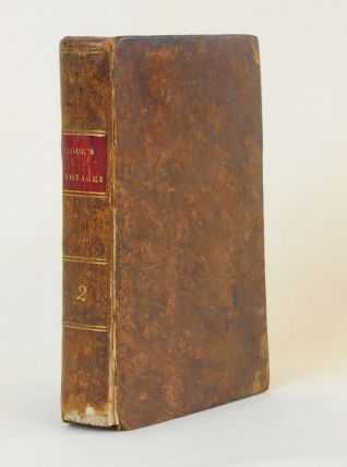 Captain Cook's Three Voyages to the Pacific Ocean (Vol. II ONLY); The First Performed in the Years 1768, 1769, 1770, & 1771; The Second in 1772, 1773, 1774, & 1775; the Third and Last in 1776, 1777, 1778, 1779, & 1780. Faithfully abridged from the Quarto Edition...