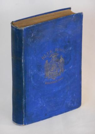 The Blue Book of the State of Wisconsin