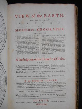 Plain Trigonometry, Rendered Easy & Familiar [bound with] A View Of The Earth. Being a short but comprehensive system of modern geography. [and with] A View of the Heavens. Being a short but comprehensive system of modern astronomy.