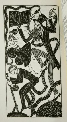 The Lord's Song. A Sermon. Eric Gill, Author and