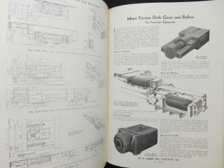 [Railroad] 1943 Car Builders' Cyclopedia Of American Practice, Sixteenth Edition