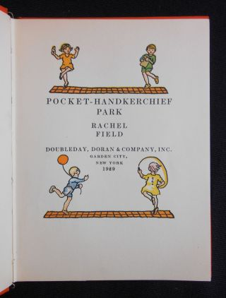 Pocket-Handkerchief Park