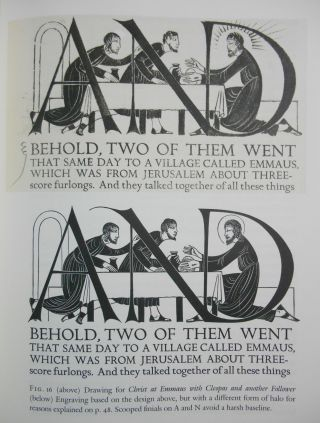 A Typographical Masterpiece; An Account by John Dreyfus of Eric Gill's collaboration with Robert...