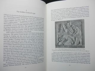 A Typographical Masterpiece; An Account by John Dreyfus of Eric Gill's collaboration with Robert Gibbings in producing the Golden Cockerel Press edition of 'The Four Gospels' in 1931