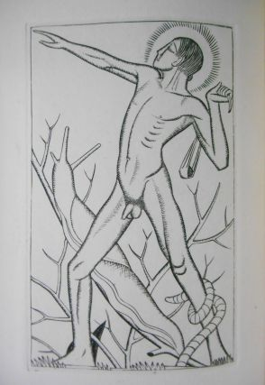 Id Quod Visum Placet; A practical test of the beautiful. Eric Gill, Author and Engravings