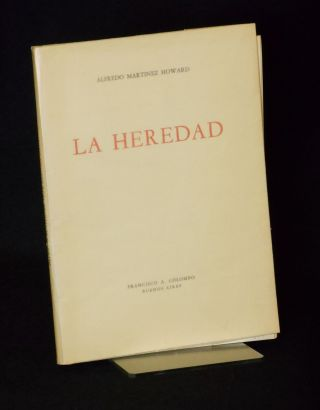 La Heredad. Alfredo Martinez Howard, Raul Soldi, Leonor Vassena, Illustrators