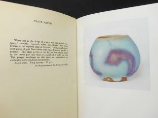 The Art of the Chinese Potter; from the Han Dynasty to the end of the Ming illustrated in a series of 192 examples selected, described and with an introduction...