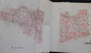 Aerial/Map Volume of Contra Costa County, California (Real Estate Atlas of Contra Costa County, California)