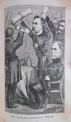 """""""Swingin Round the Cirkle""""; His Ideas of Men, Politics, and Things, as Set Forth in His Letters to the Public Press, During the Year 1866"""