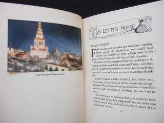 What We Saw at Madame World's Fair; Being a Series of Letters from the Twins at the Panama-Pacific International Exposition to Their Cousins at Home