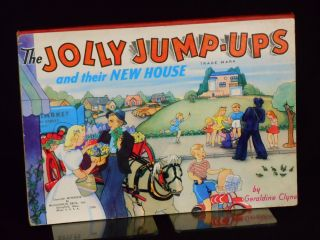 The Jolly Jump-Ups and Their New House. Geraldine Clyne