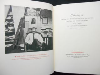 Catalogue of Some Five Hundred Examples of the Printing of Edwin and Robert Grabhorn, 1917-1960;...