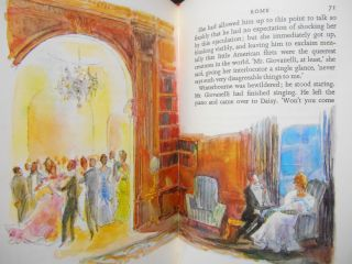 Daisy Miller. Henry James, John Holloway, Gustave Nebel, Introduction, Illustrations