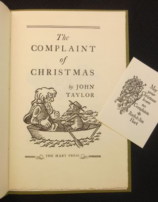 The Complaint of Christmas