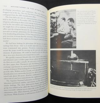 Adventures in the Atomic Age; from Watts to Washington