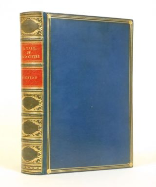 A Tale of Two Cities. Charles Dickens, Sep E. Scott, Illustrations