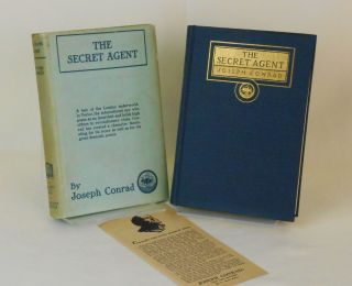 The Secret Agent; A Simple Tale. Joseph Conrad