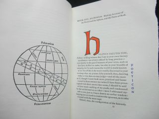 The Poeticon Astronomicon; Being the illustrious astronomer's exposition of the lore of the World and the Heavenly Sphere, together with the stories of the planets and constellations: now for the first time rendered complete into English, and reproducing all the original woodcut illustrations from the first illustrated edition printed by Erhard Ratdolt in Venice, 1482