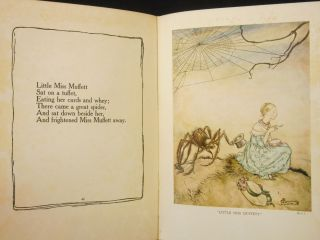 Mother Goose, The Old Nursery Rhymes