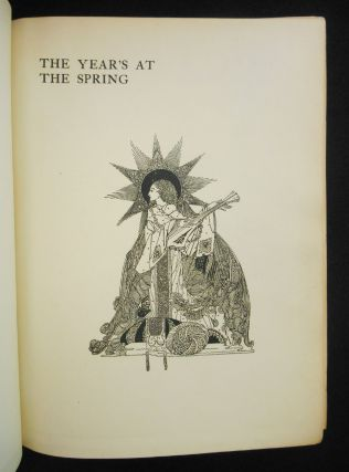 The Year's at the Spring; An Anthology of Recent Poetry
