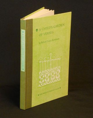 A Child's Garden of Verses; With Nine Poems Not Published in Prior Editions. Robert Louis...