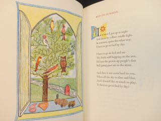 A Child's Garden of Verses; With Nine Poems Not Published in Prior Editions