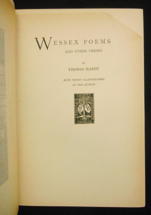 Wessex Poems