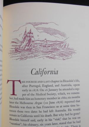 John Ignatius Bleasdale: A Friend of Wine in New Worlds. Thomas Pinney