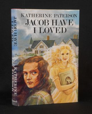 Jacob Have I Loved. Katherine Paterson, Kinuko Craft, Dust Jacket Art