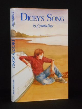 Dicey's Song. Cynthia Voigt, James Shefcik, Dust Jacket Art
