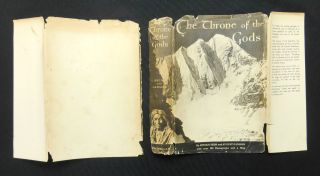 The Throne of the Gods; An Account of the First Swiss Expedition to the Himalayas