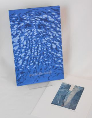 Was Wellen betrifft [What Waves are concerned]. Kevin Perryman, Caroline Saltzwedel, Artist.