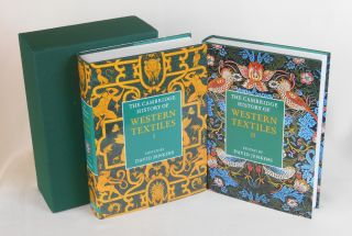 The Cambridge History of Western Textiles. David Jenkins